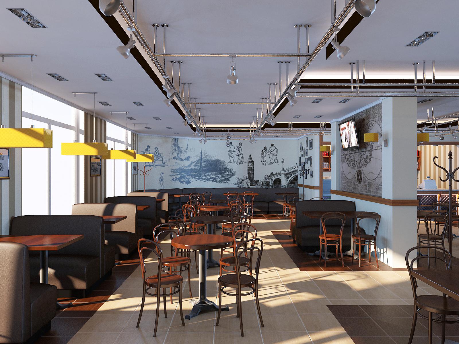 картинки фото интерьеров кафе барельеф объемными цветами
